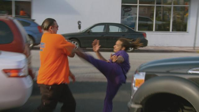 Robbie South Beach Tow South Beach Tow Kung fu Master